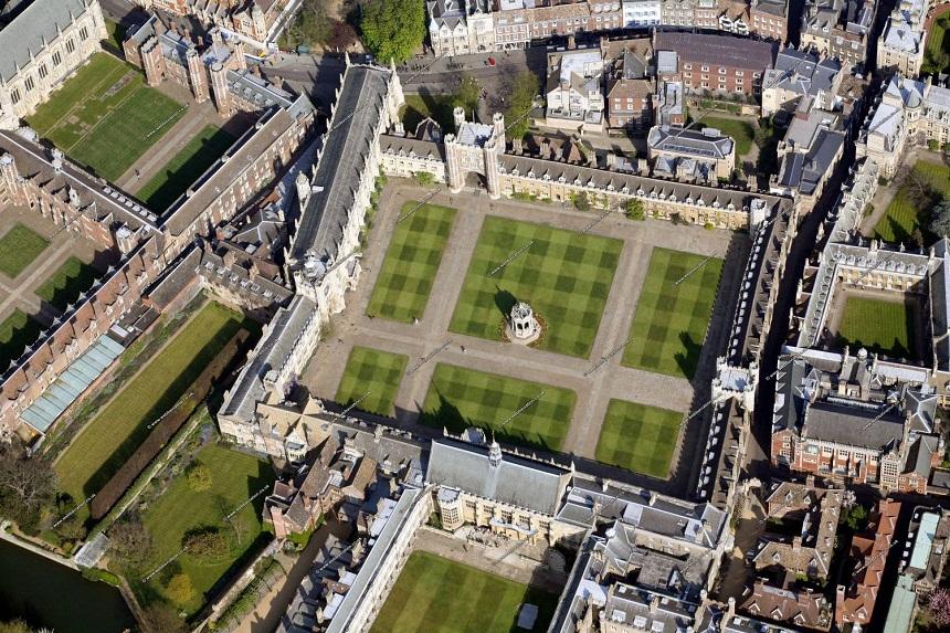 Штрафы в кембриджском университете