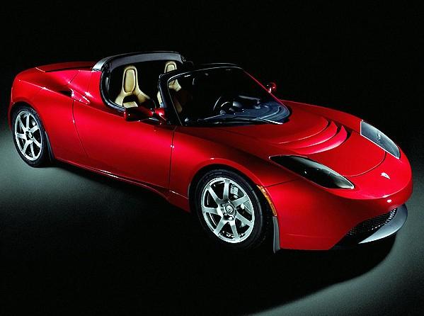 электромобиль тесла модель с ценами