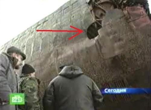 украинцы на лодке курске