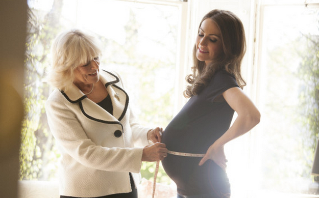 kate-middleton-second-pregnancy-pregnant
