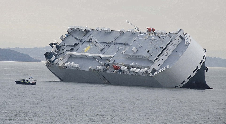 HOEGH OSAKA LISTING IN THE SOLENT
