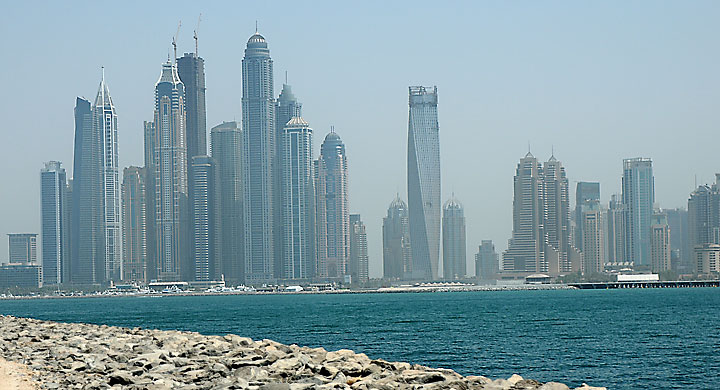 Дубай, кликните чтобы увеличить