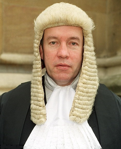 Judge Christopher Kinch