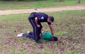 Видео. Очередное убийство полицейским чернокожего американца.