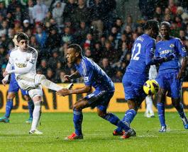 Chelsea застряла на Swansea.
