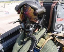 Шлем пилота F35 стоит 400 тысяч долларов.