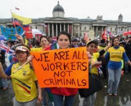 Дэвид Кэмерон и банки против мигрантов из Восточной Европы.