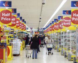 Война супермаркетов продолжается. Morrisons снизил цены на 12%.