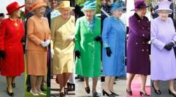 В путешествие вместе с королевой. Кто одевает королеву?