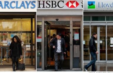 Английские банки не в состоянии распознать поддельные кредитные карты.