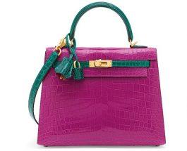 Сумка Birkin Hermès за £286 920.