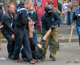 Евреи делят Украину руками украинцев.