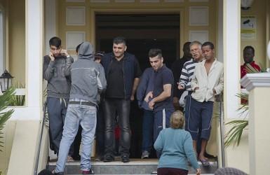 Политическое убежище в Великобритании и откаты по английски.