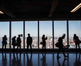 В Нью Йорке построили новый Всемирный Торговый Центр.