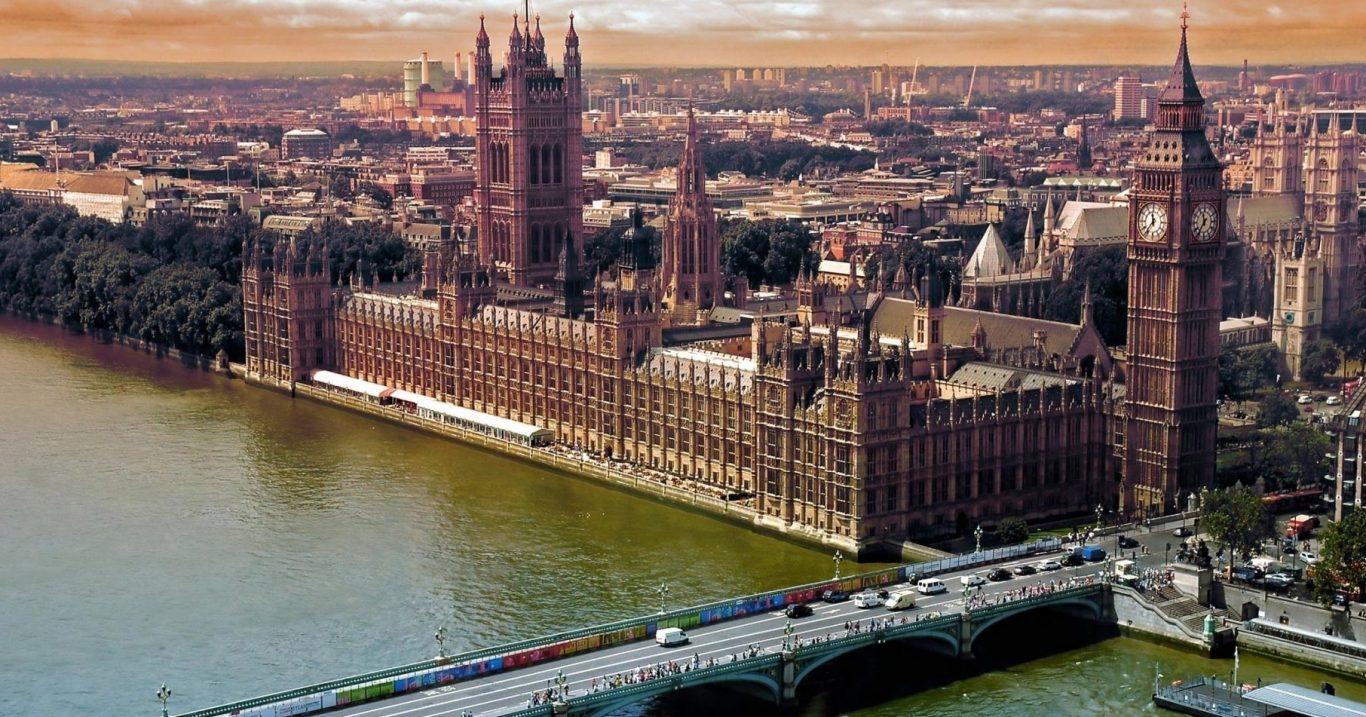 Цены на элитную недвижимость в Лондоне, в Кенсингтон и Челси, снижаются.