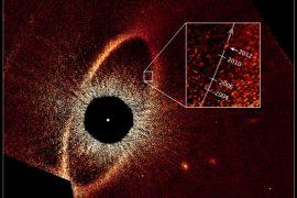 Планета зомби обнаружена в районе звезды Фомальгаут в созвездии Южной Рыбы.