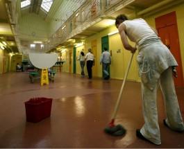 Из тюрем Великобритании досрочно отпустят тысячи заключенных.