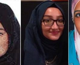 Невесты джихада сбежали из Лондона.