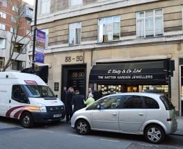 Ограбление века в Лондоне.