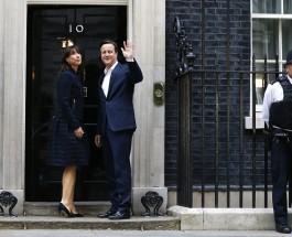 Предварительные итоги выборов в парламент Великобритании.