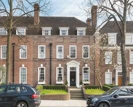 Дом в Лондоне, который зарабатывает своему владельцу £130 в час.