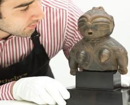 Сенсация на аукционе Сотбис в Лондоне.