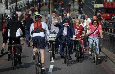 Борис до свидания. Новый мэр Лондона мусульманин.