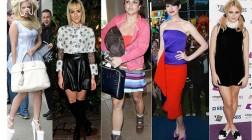 Мода. Наихудшие наряды знаменитостей.