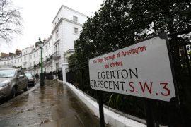 10 самых дорогих улиц  Лондона.