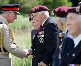 Мировые лидеры собрались в Нормандии.