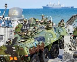 Россия и НАТО готовятся к большой войне.