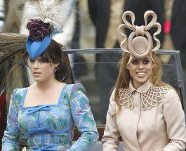 Высокая мода в Лондоне. Кто издевается над принцессами?