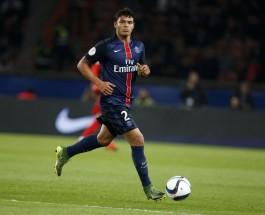 Самые высокооплачиваемые футболисты мира. Тьяго Силва из Пари Сен-Жермен.