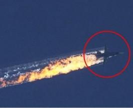Турецкий пинок под зад. Турция сбила российский бомбардировщик Су-24
