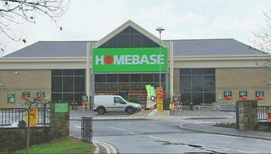 Магазины  сети Homebase будут закрываться.