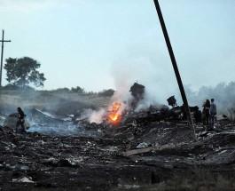 Малазийский Боинг был сбит украинскими военными.