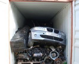Пять Range Rover украдены в Суррей.