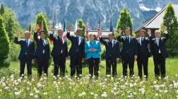 Саммит в Баварии – санкции против России могут быть усилены.