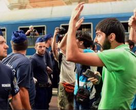Цветная оккупация Европы. Нелегалы пытаются попасть в Великобританию.
