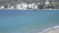 Греция, 20 метров до моря. Апартамент на берегу моря.  Цена £ 28 000.