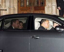 Последняя модель Bentley, которая поступит в продажу через полгода, появилась в гараже принца Уильяма.