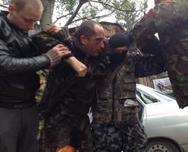 В Славянске опять война.