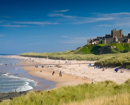 Что летом посмотреть в Англии. Самые красивые пляжи.