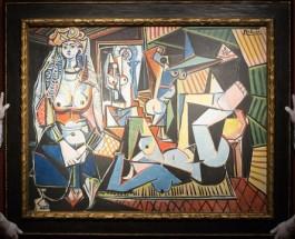 Аукцион Christie's. $180 миллионов за картину Пабло Пикассо.