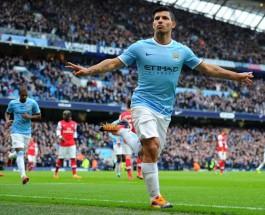Самые высокооплачиваемые футболисты мира. Серхио Агуэро из Манчестер Сити.