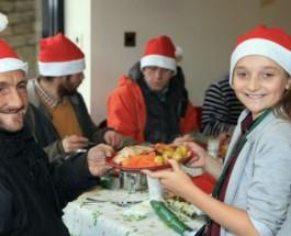 Christmas Choral 2012 в Дьюсбери.