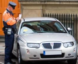 Новый штраф за не правильную парковку автомобиля.