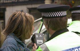 Дорожная полиция против наркотиков.