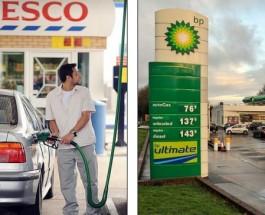 Почему растут цены на бензин.