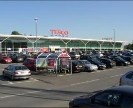 Рейтинг супермаркетов Великобритании.